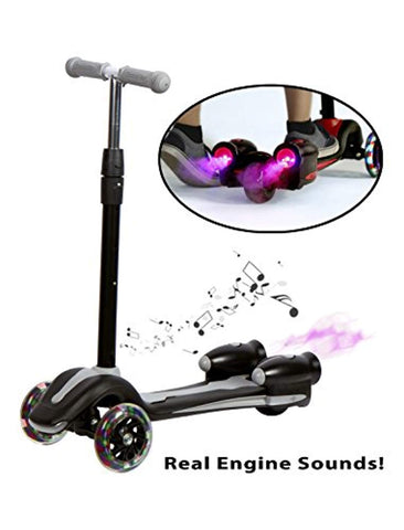 Sound Scooter