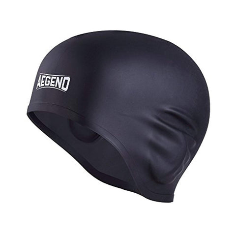 Ear Pocket Swim Cap