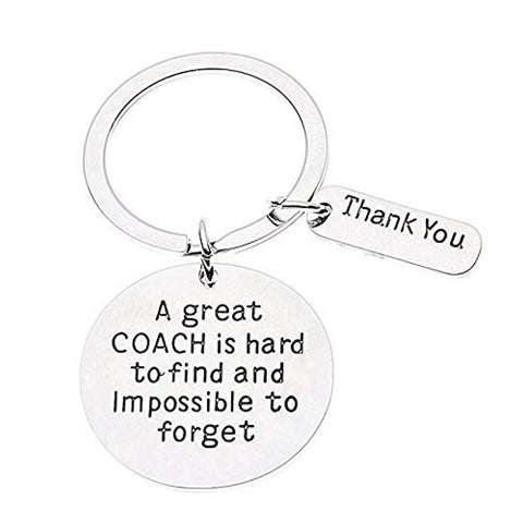 Great Coach Keychain