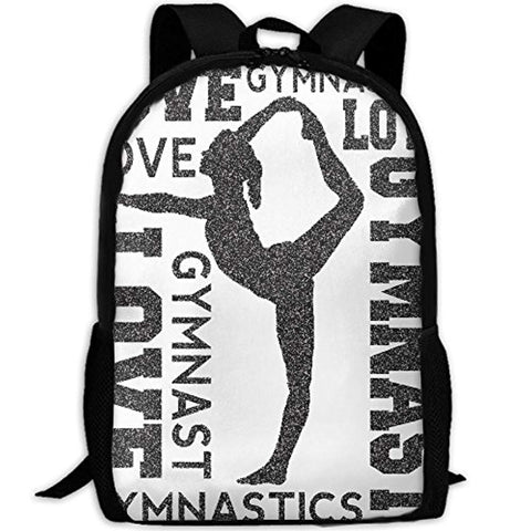 Love Gymnastics Backpack