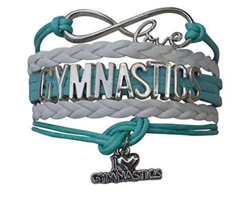 Infinity Collection Girls Gymnastics Bracelet