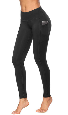 High Waist Stretch Leggings (Color Options)