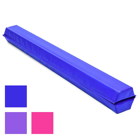 Kids Gymnastics Foam Floor Balance Beam