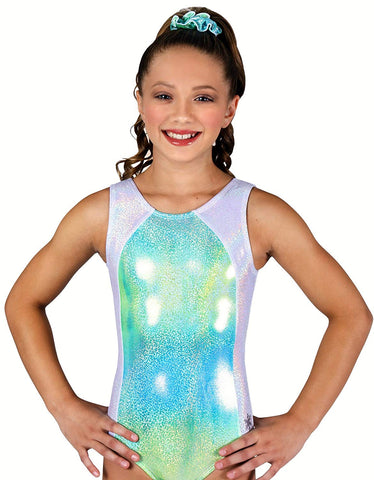 Cotton Candy Leotard