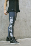 CHALK IT UP Leggings