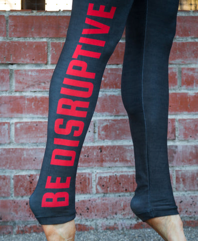 RED ROCKSTAR Leggings