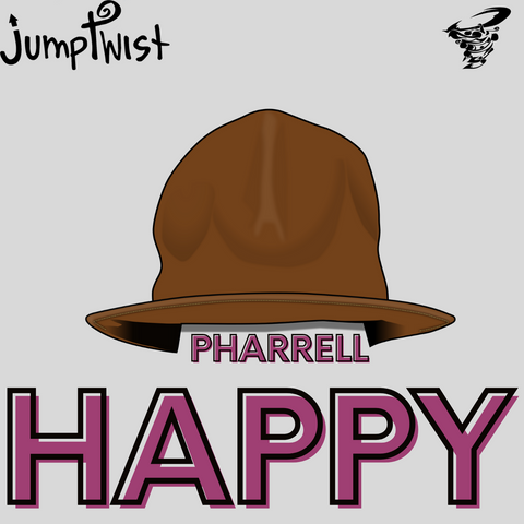 Happy By Pharrell