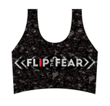 FLIP THE FEAR Crop Tank