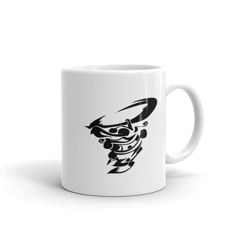 Team Jumptwist Ninja Mug