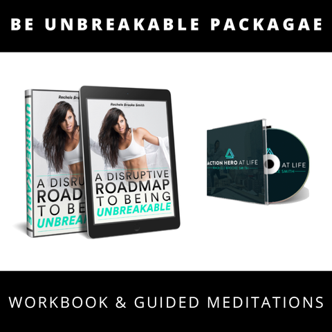 BE UNBREAKABLE PACKAGE