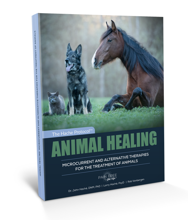 Animal Healing: Microcurrent and Alternative Therapies for the Treatment of Animals