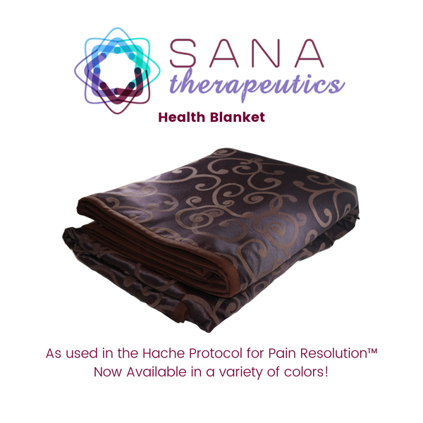Sana Therapeutics Health Blanket (Queen Size)