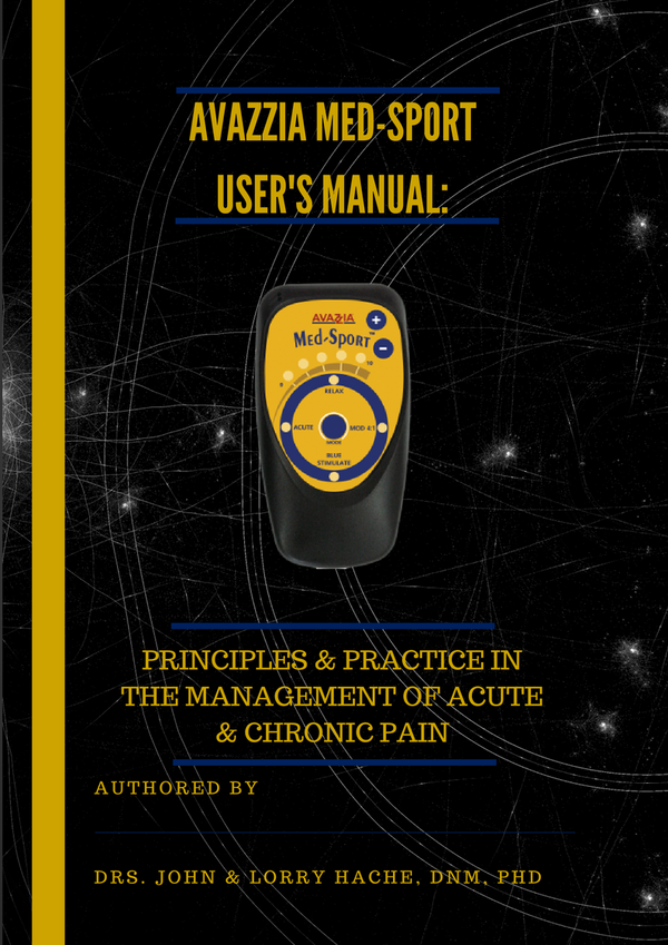 Avazzia Med-Sport User's Manual (E-book)