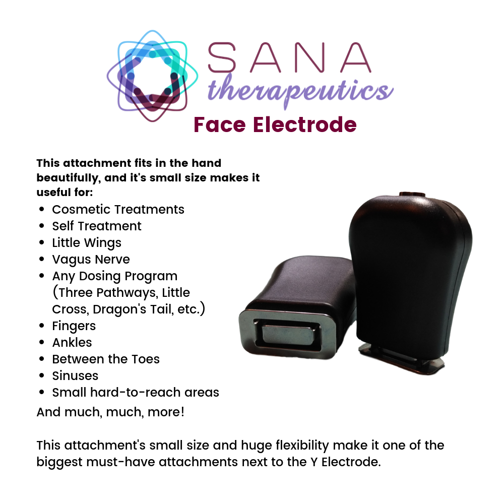 Face Electrode - The Sana Shop