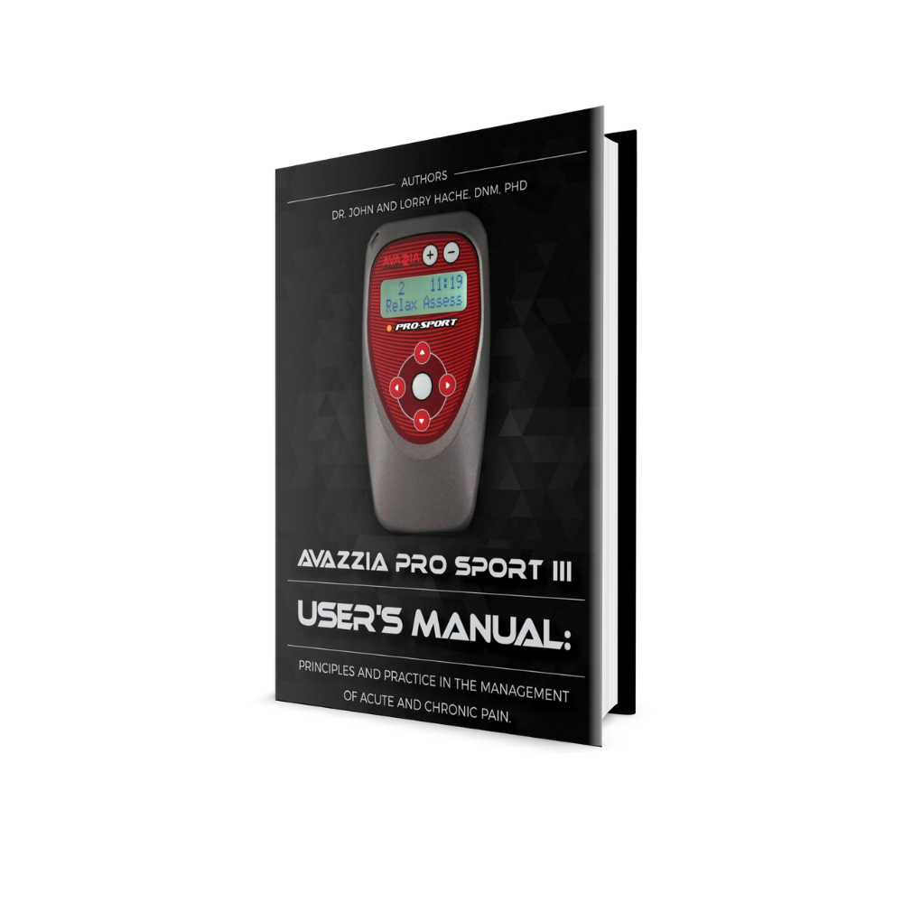 Avazzia Pro Sport III User's Guide - The Sana Shop