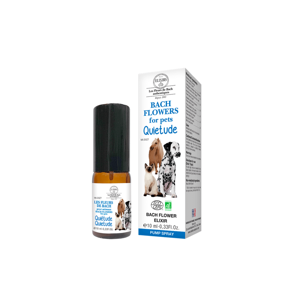 Bach Flower Remedies: Pets (NEW)