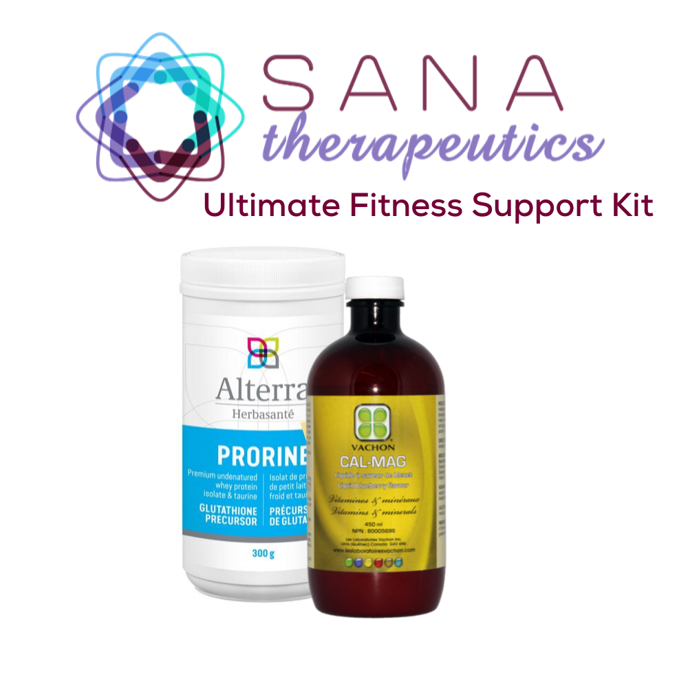 Sana Therapeutics Ultimate Fitness Support Kit