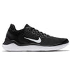 Singapore Nike Women Free Run 2018 Running Shoe, Black/White