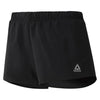 "Women 3"" Running Shorts, Black"