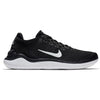 Singapore Nike Men Free Run 2018 Running Shoes, Black/White