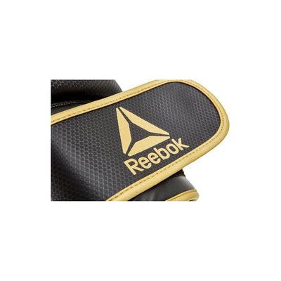 Boxing Gloves 12 oz, Gold/Black