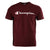 Singapore Champion Men T-SHIRT MAROON M