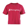 Women Active C Vapor Cool T Maroon