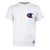 Singapore Champion Men ACTION T-Shirt, WHITE L