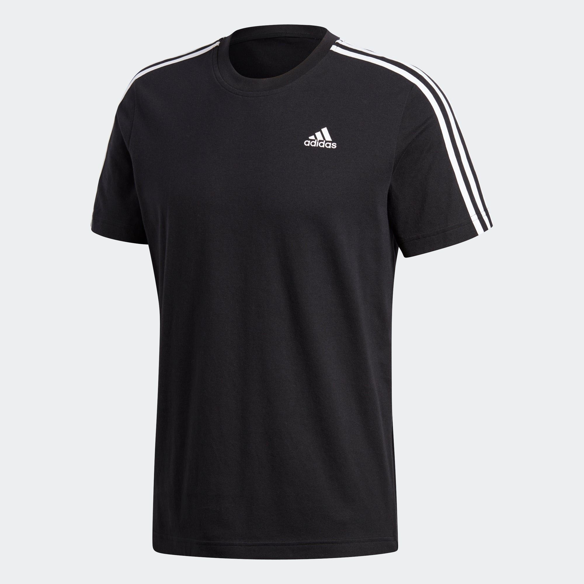 Buy adidas Men Essentials 3 Stripes Tee ec2b4810e