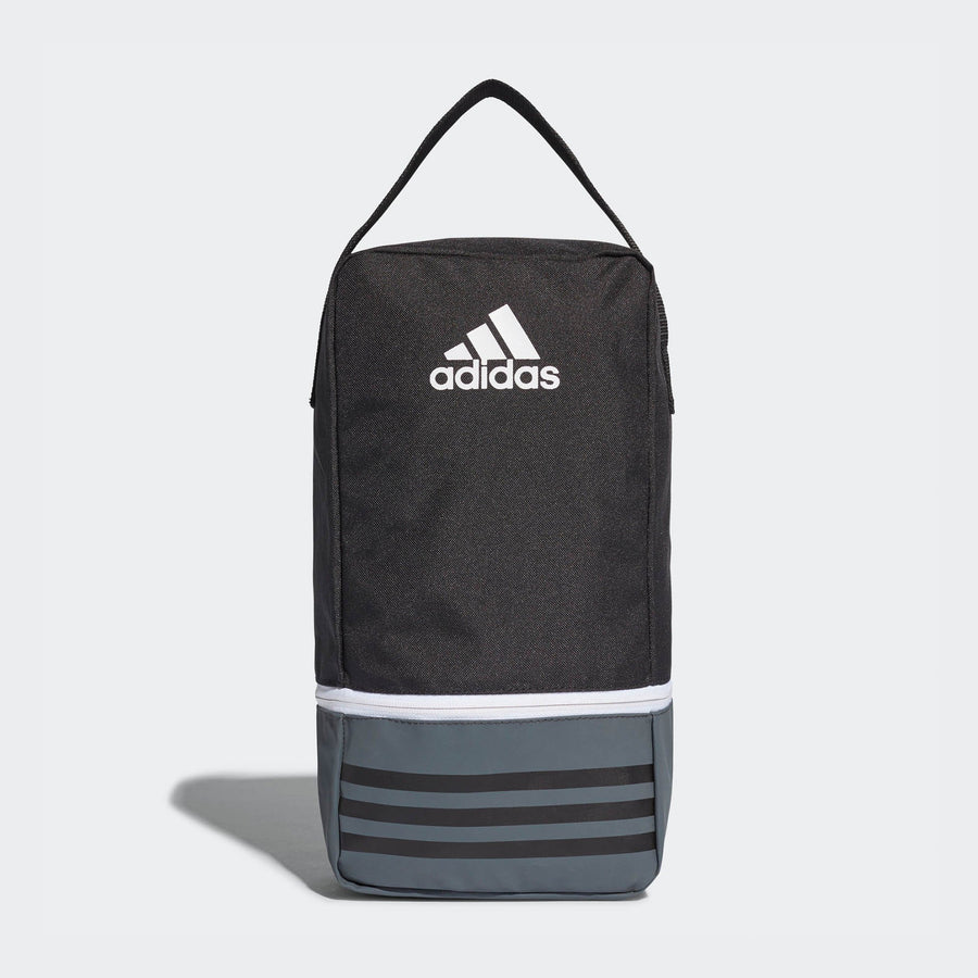 ba464cd78b0 Singapore adidas Tiro Shoe Bag, Black Dark Grey White