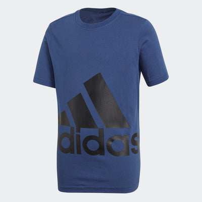 Kids Big Logo T-Shirts, Blue
