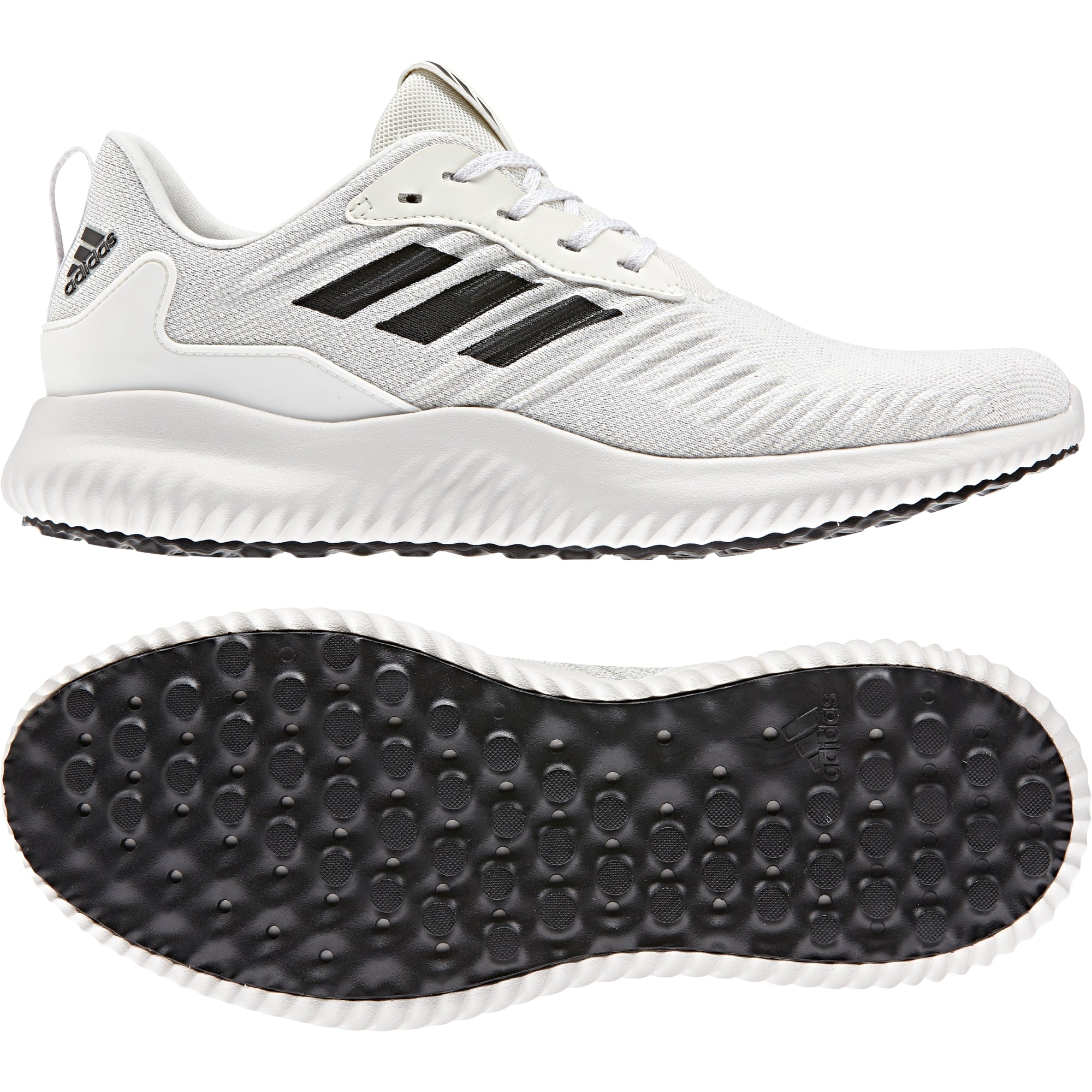 huge discount 0ee5b 1dbd0 Men alphabounce rc m Running Shoes, BlackWhite