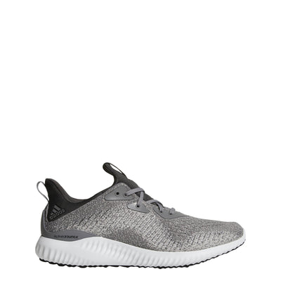 Men alphabounce em m Running Shoes, White/Grey