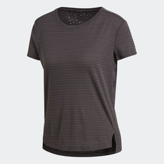 Singapore adidas Women FreeLift Chill Tee, Brown