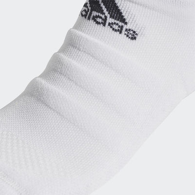 Singapore adidas Socks Unisex Alphaskin Lightweight Cushioning No-Show Socks