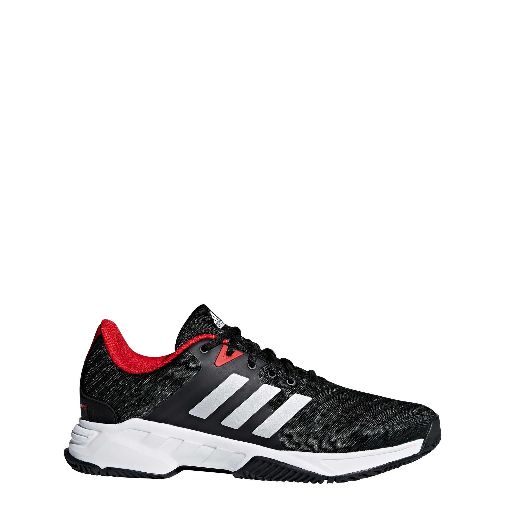 huge discount 5102d 5ec66 Buy adidas Men Barricade Court 3 Tennis Shoes, BlackRed Online in  Singapore  Royal Sporting House