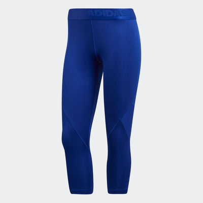 Women Alphaskin Sport Tight, Blue