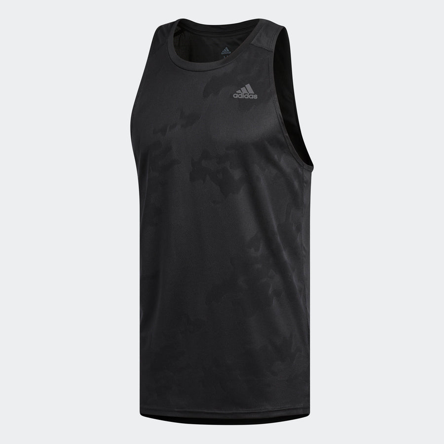 new concept 07ebd 582ec Singapore adidas Men Response Singlet, Black