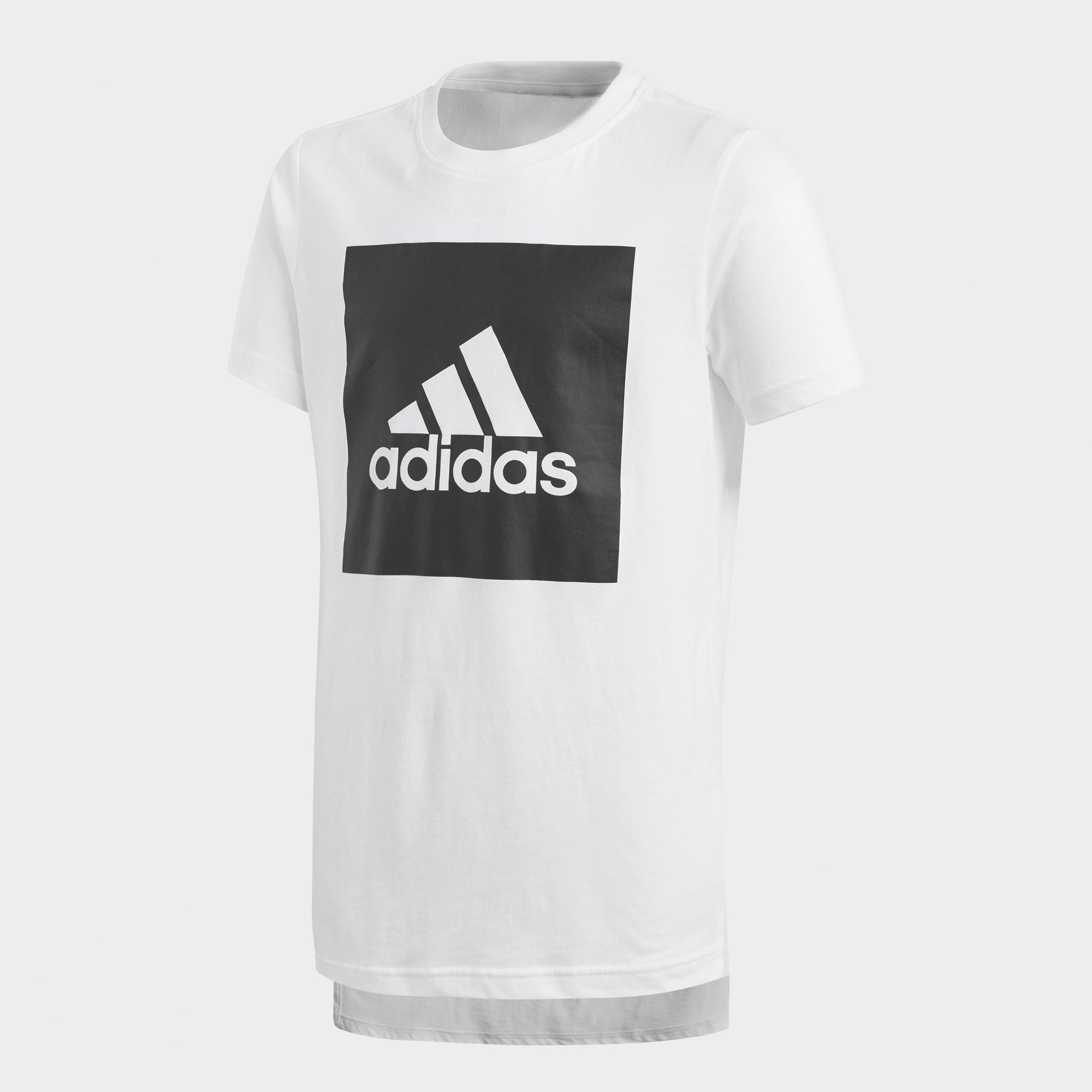 e574baa6d Buy adidas Boys Essentials Logo Tee, White Online in Singapore | Royal  Sporting House