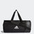 Singapore adidas Convertible 3-Stripes Duffel Bag, Black M
