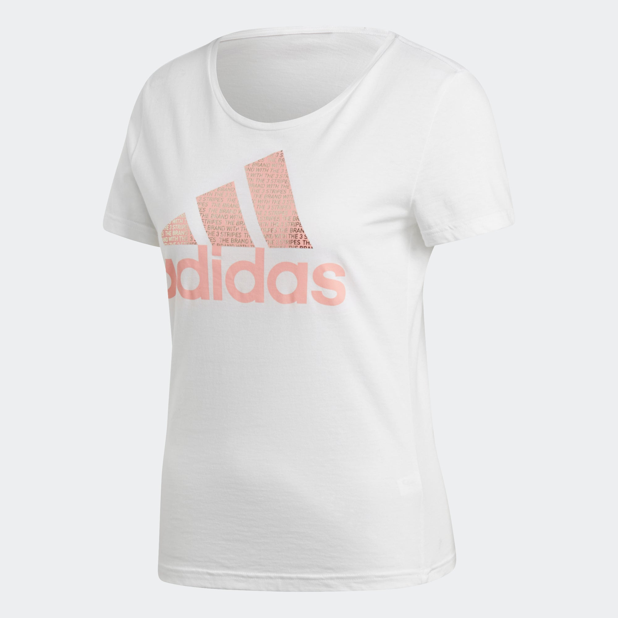 meet d5f70 c5ac8 Buy adidas Women Foil Text Badge of Sports Tee, White Online in Singapore   Royal Sporting House