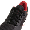 Men Barricade 2018 Boost Tennis Shoes, Black/Red
