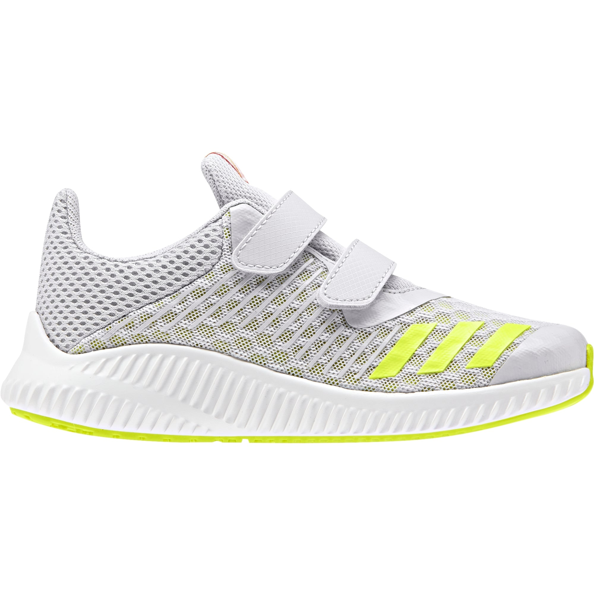 Buy adidas Boys Fortarun Cool CF Training Shoes, GreySemi Solar YellowFtwr White Online in Singapore | Royal Sporting House