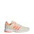 Women Barricade Court Tennis Shoes, Ecru Tint/Chalk Coral/Ftwr White
