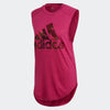 Women Athletics Muscle Tee, Reamag