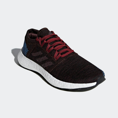 Singapore adidas Men Pureboost Element Shoes, Ngtred/Noble Maroon/Brblue