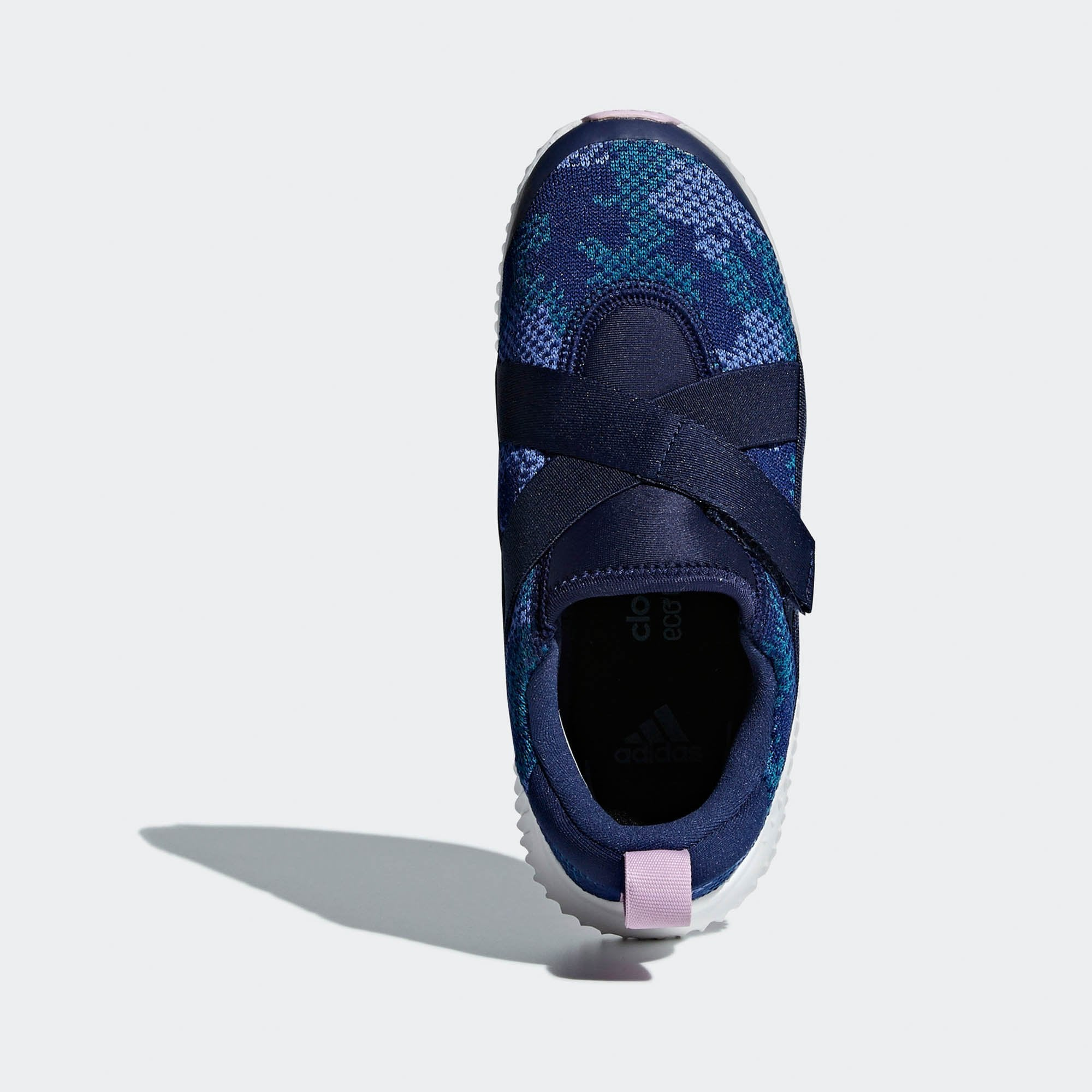 d8408629 Buy adidas Girls Fortarun X Shoes, Dkblue/Clelil/Realil Online in ...