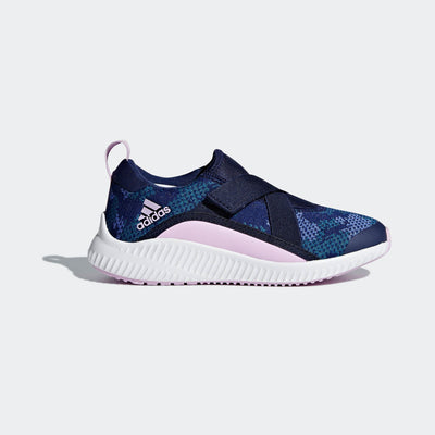 Girls Fortarun X Shoes, Dkblue/Clelil/Realil