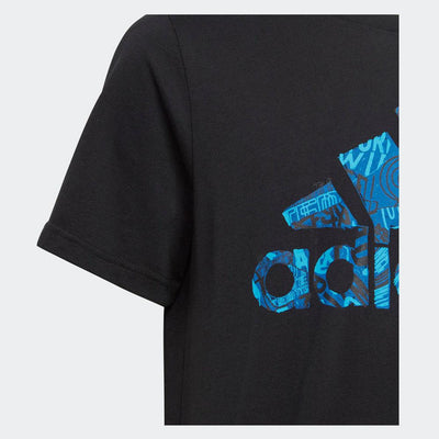 Singapore adidas T-shirts & Tops Boys Must Haves Badge Of Sport Tee