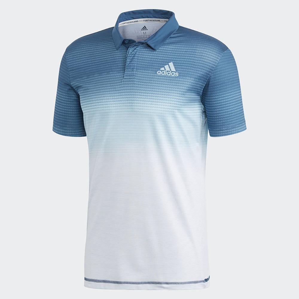 89314d76 Buy adidas Men Parley Polo T-Shirt Online in Singapore | Royal Sporting  House